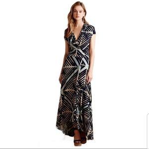   Anthro   Maeve Desert Star Maxi Dress size M